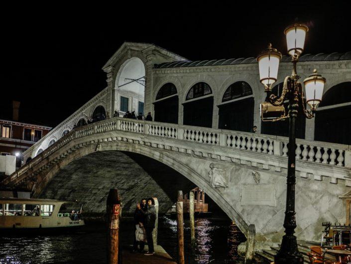 Venice Leica Q Rialto bridge
