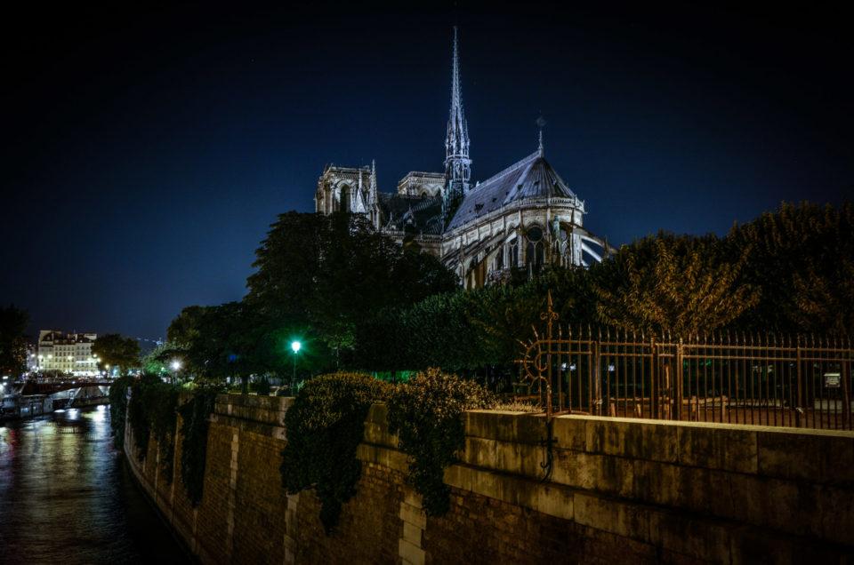 Promenade nocturne dans Paris