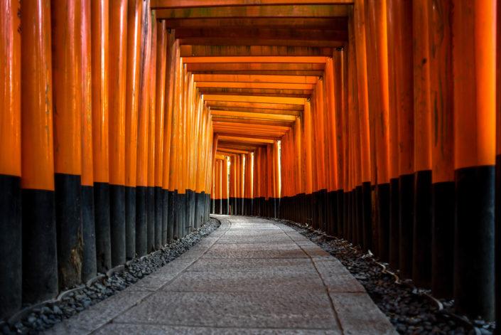 Fushimi-inari Kyoto shrine