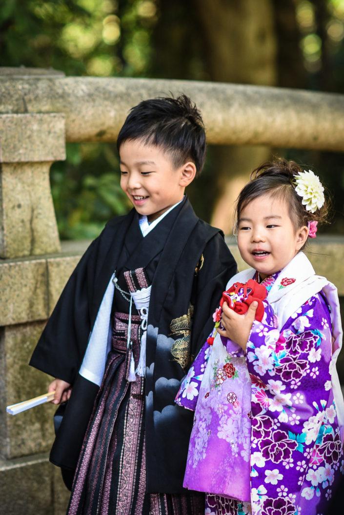 Japanese child