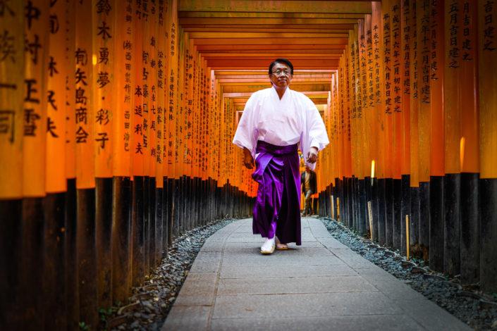 Fushimi-inari shrine kyoto