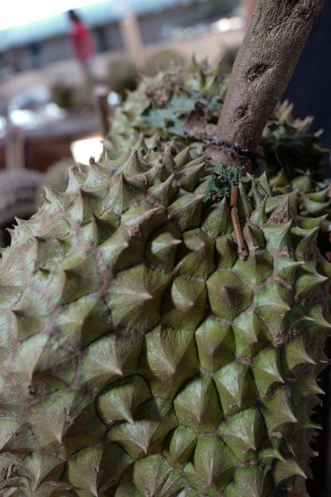 Durian leicaQ leica116 Samui local market