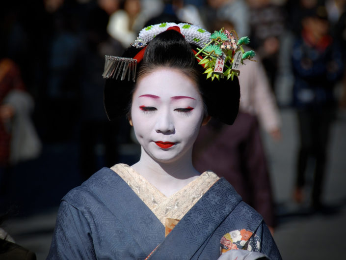Japanese portraits