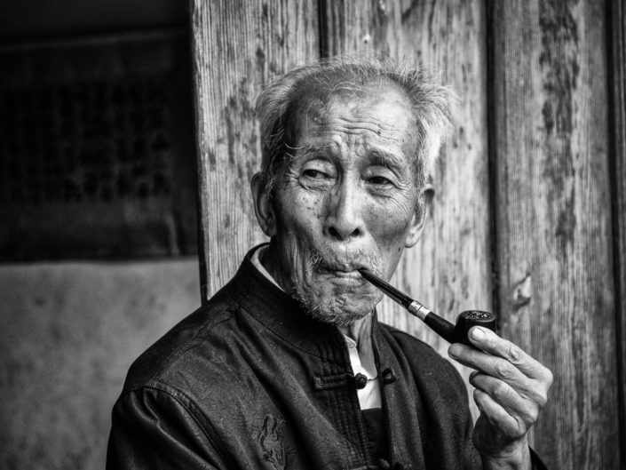 Chinese portraits
