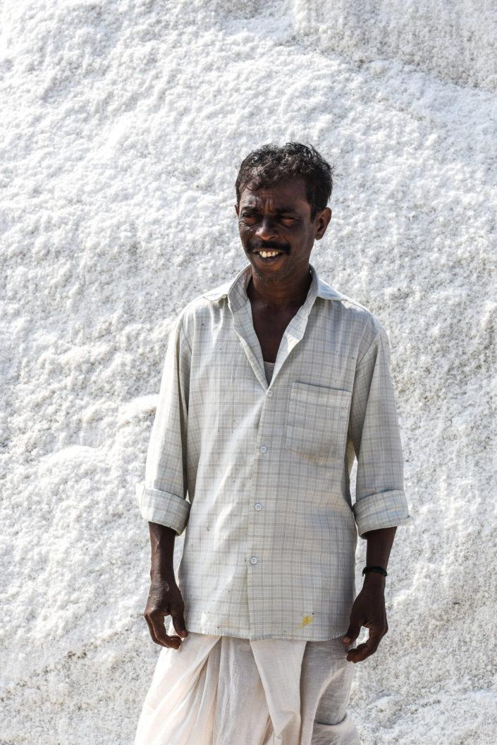 dry salt producer