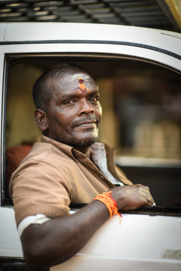 indian driver