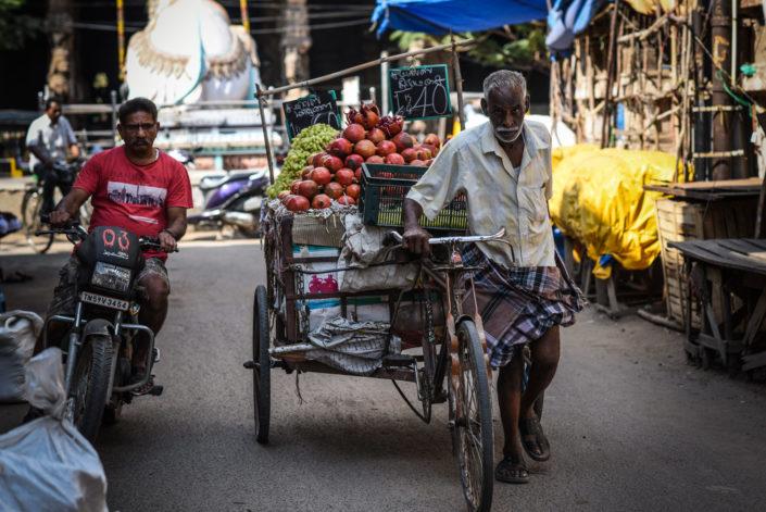 indian fruit shop