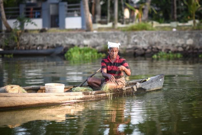 kerala backwaters allepey