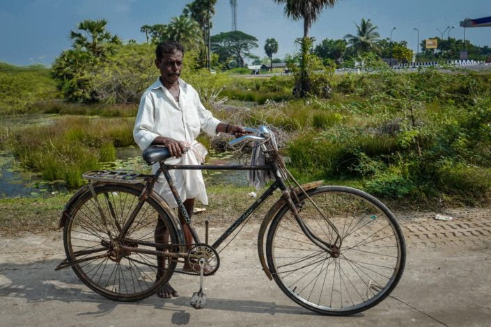 cycling men India