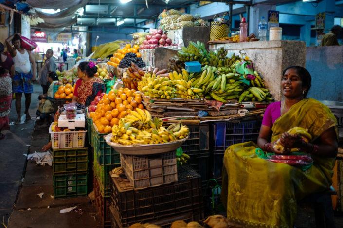pondichery market