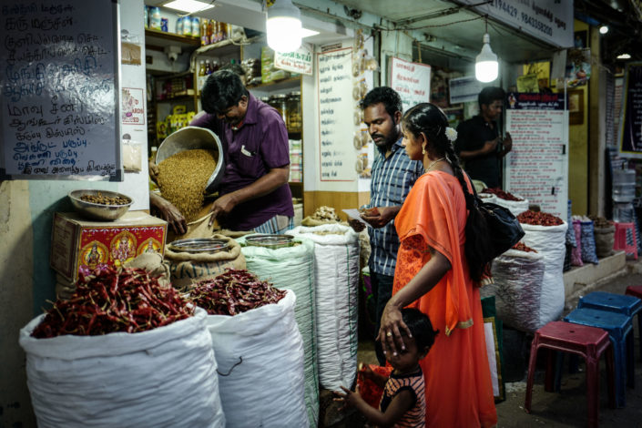 madurai spice market