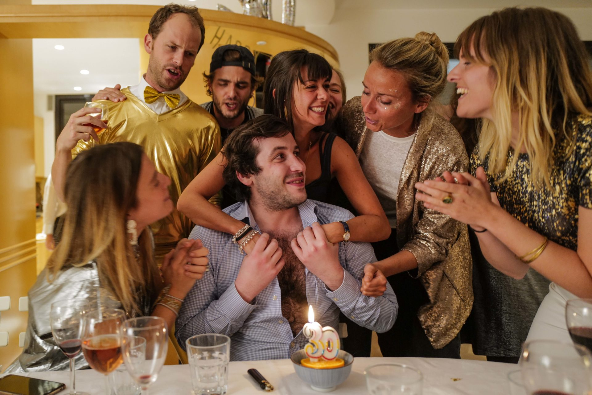 anniversaire Grégoire Dupuis