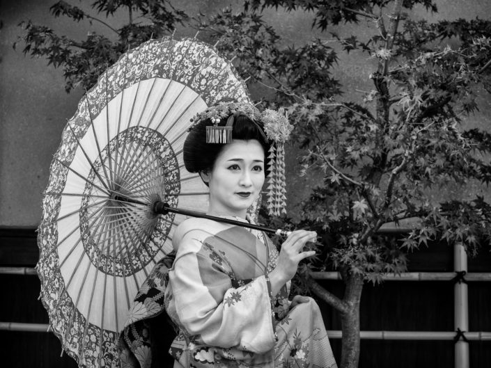 Japon en Monochrome